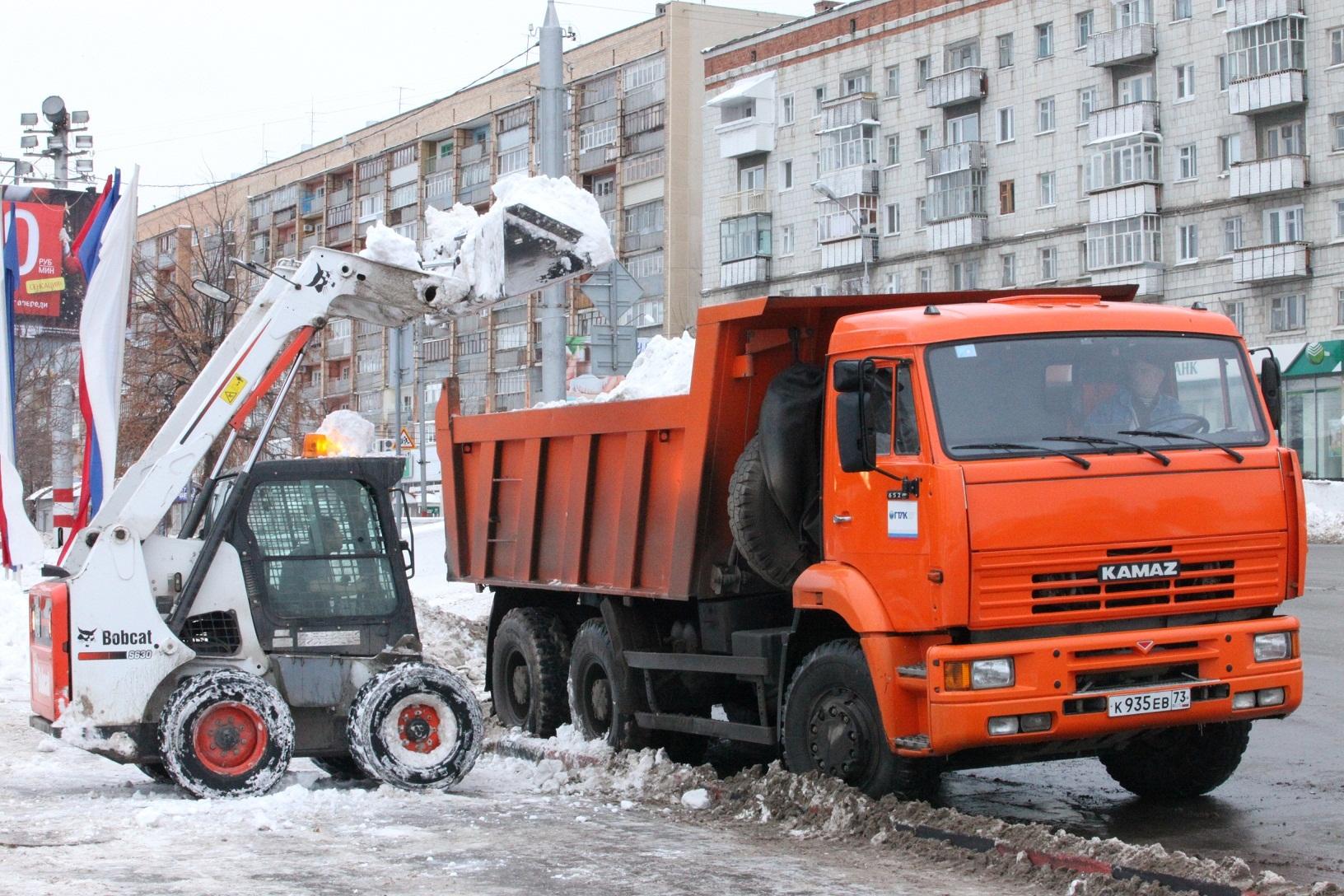 Соль техническая для уборки снега
